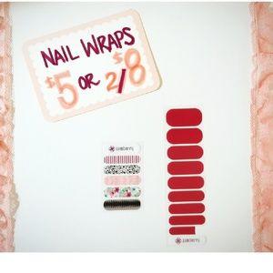 Jamberry Nail Wraps Set